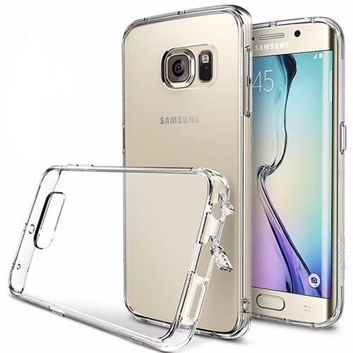 1fb24f71903 Funda Ringke Fusion Samsung Galaxy S6 Edge + Film Original ...